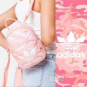 🆕ADIDAS/// Bandanna  Mini Backpack
